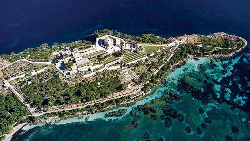 Die geheimnisvolle Festung La Fortalesa öffnet sich