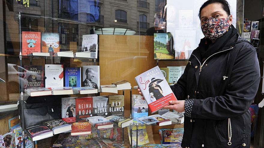 Las librerías de las comarcas experimentan un claro incremento en sus ventas por la pandemia