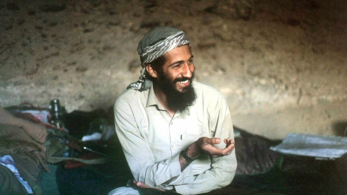 Una imagen de archivo de Osama Bin Laden.