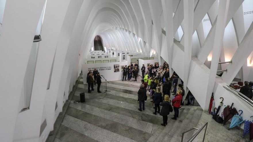 La Llotja de Sant Jordi de Alcoy cierra un mes por obras de mantenimiento