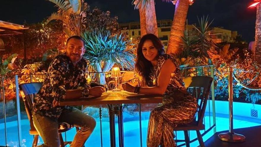 Olga Moreno compara las puestas de sol de 'Supervivientes' con las de Ibiza