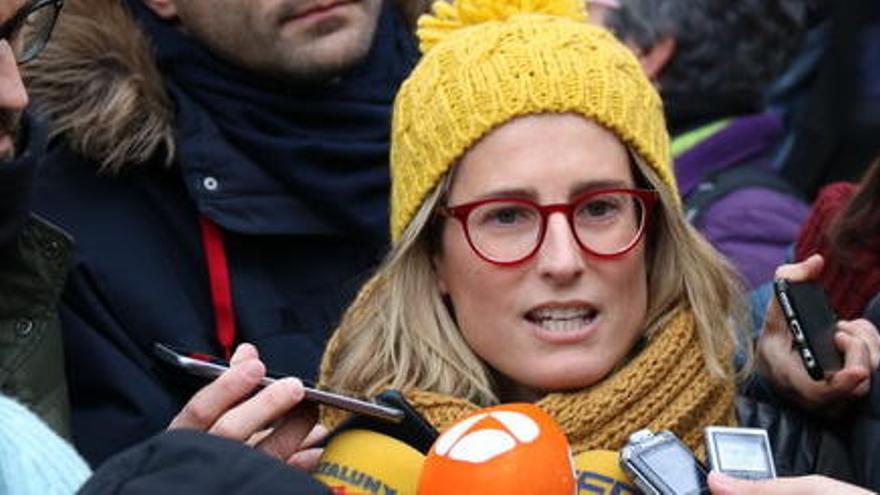 JxCat: Europa ha d'escoltar l'independentisme perquè el «clam» a Brussel·les és molt «fort»