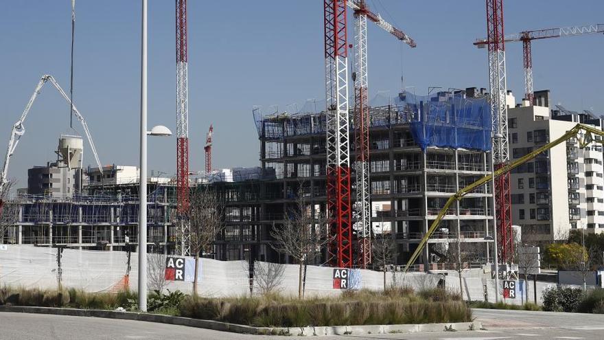 El precio de la vivienda libre modera su crecimiento al 1,7% en el tercer trimestre