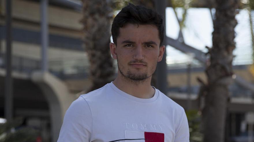 Hugo habla de Bordalás, España y el dorsal '4' en SUPER
