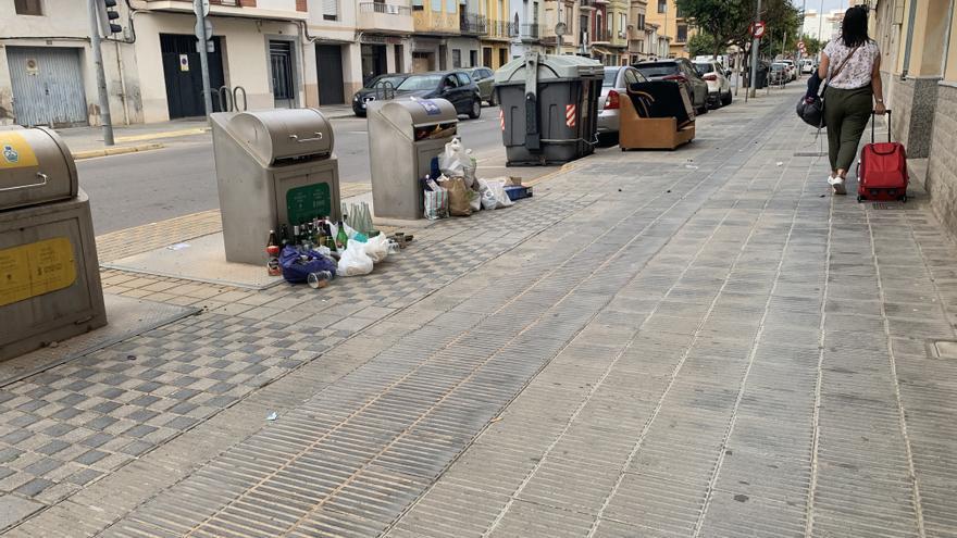 Seis meses después, Nules ya puede contratar el nuevo servicio de basura
