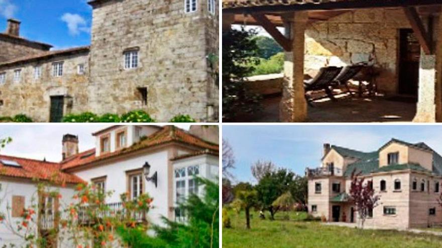 Inversores extranjeros se lanzan a comprar pazos en Galicia para complejos turísticos