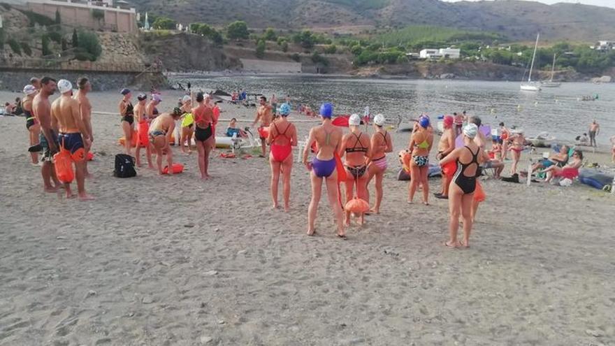 Les Tintoreres Swimming Club organitzen una jornada solidària per la zona cremada del Cap de Creus
