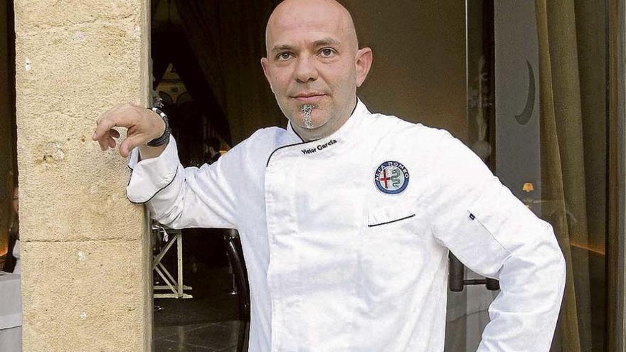 Víctor García renueva los menús de La Fortaleza