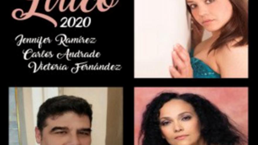 Concierto Lírico de Jennifer Ramírez, Carlos Andrade y Victoria Fernández