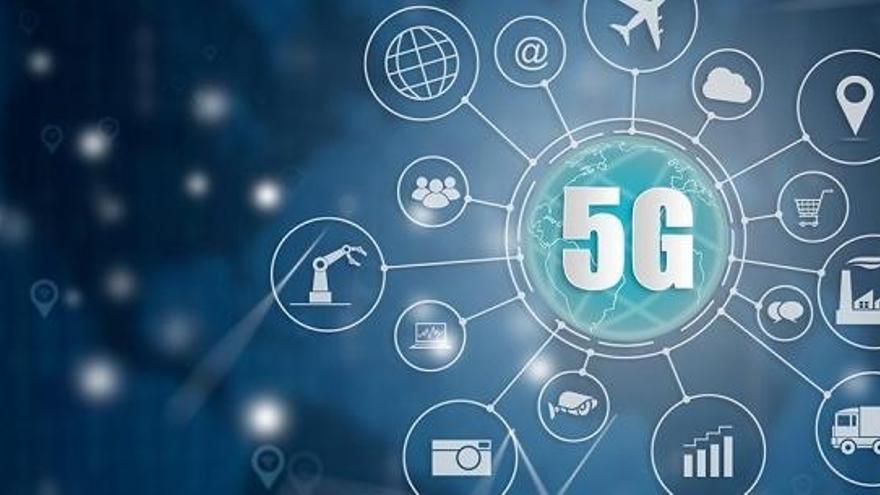 Telefónica enciende el 5G y el 75% de la población española tendrá cobertura este año