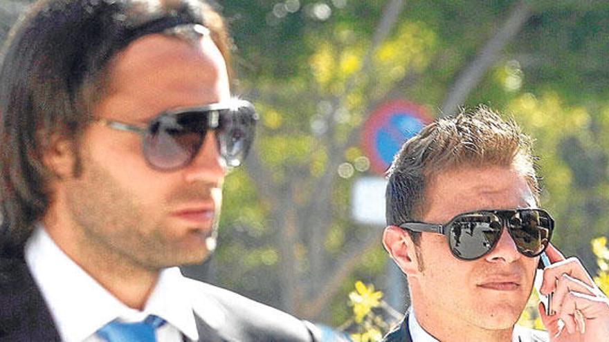 Joaquín y Van Nistelrooy esperan reaparecer mañana