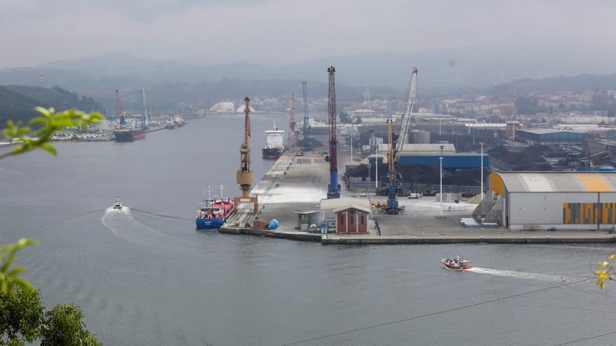 El plan del Puerto de Avilés hasta 2025 incluye inversiones por valor de 55 millones de euros