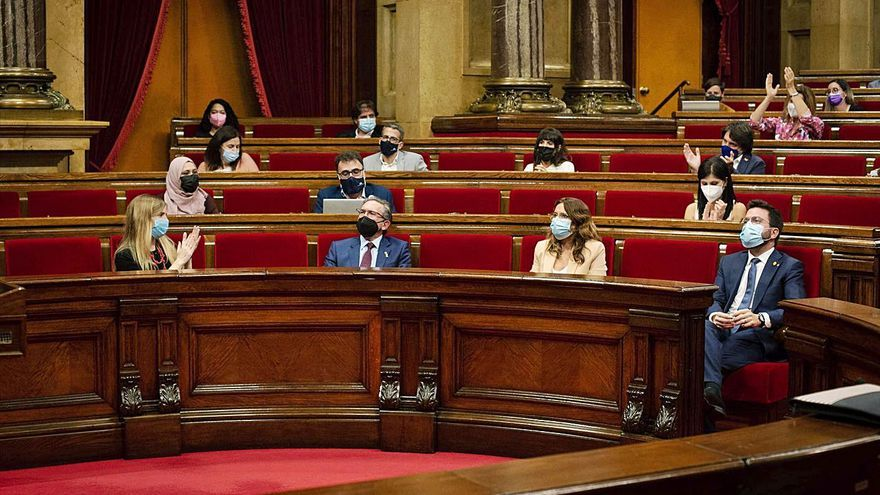 El Parlament tanca les sessions amb 26 iniciatives legislatives en tràmit