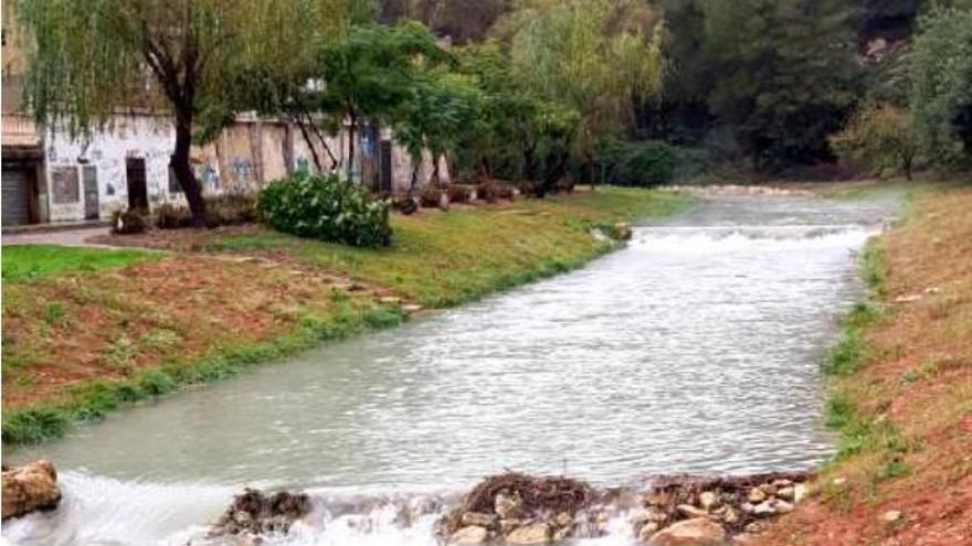 L'Alcúdia de Crespins pone en valor el entorno paisajístico del río Sants