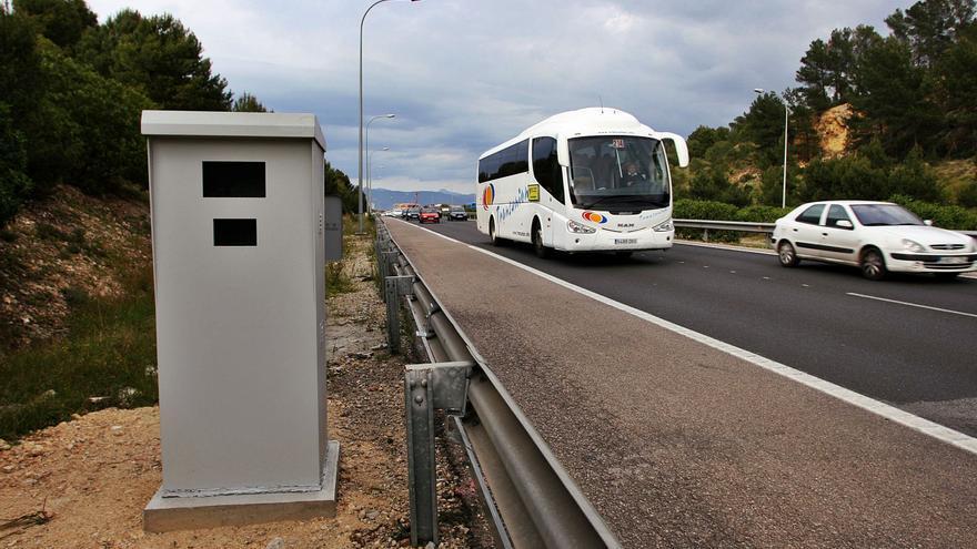 Mallorca tiene uno de los radares de tráfico más 'multones' de toda España