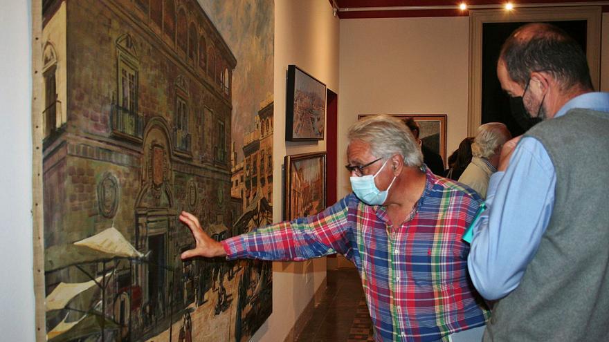 Una muestra para homenajear al eterno Muñoz Barberán