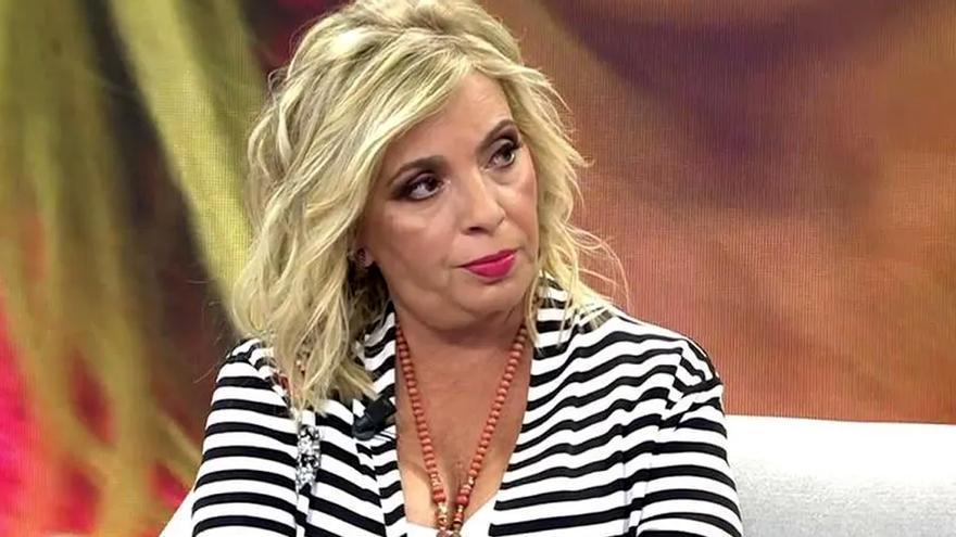 Carmen Borrego rechaza una oferta para participar en 'Supervivientes'