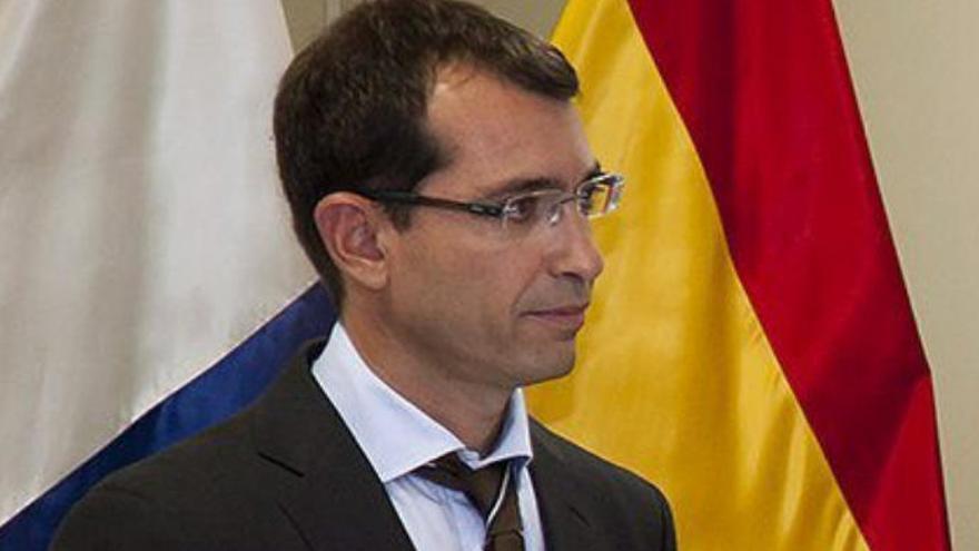 Antonio José Olivera, nuevo presidente de la Zona Especial Canaria