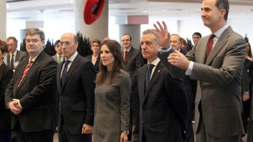 Inauguración del Congreso Nacional de la Empresa Familiar