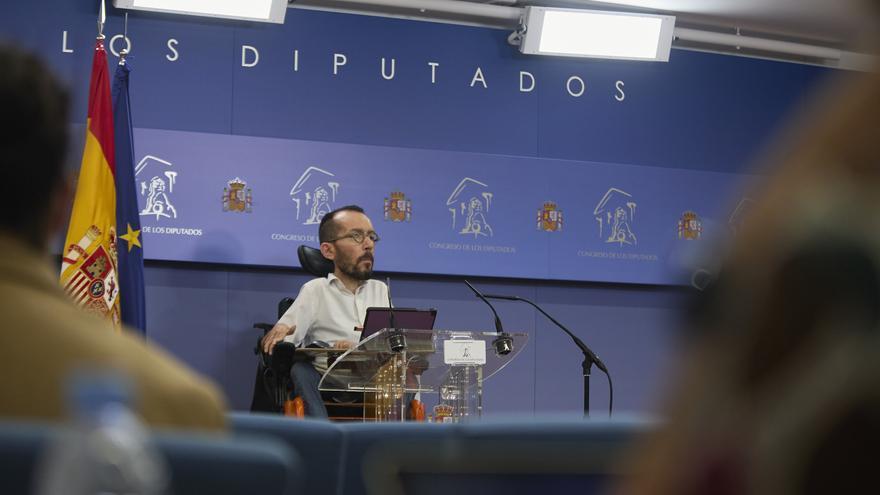 Unidas Podemos exige al PSOE cumplir el acuerdo de alquileres antes de validar los PGE