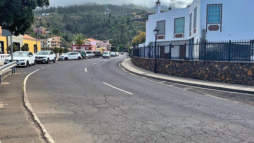 Adjudican las obras de la carretera de Tijarafe por 49,3 millones
