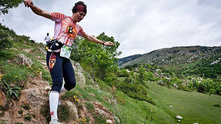 Mor Emma Roca, referent  de l'esport de muntanya