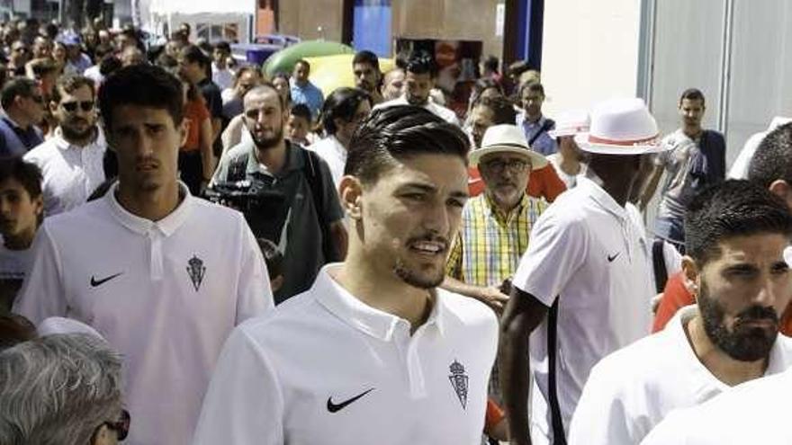 El Sporting recibirá tres millones por Barba