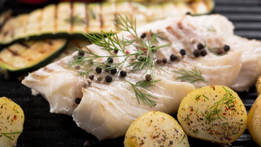 Leichte und gesunde Küche: Simply Fish