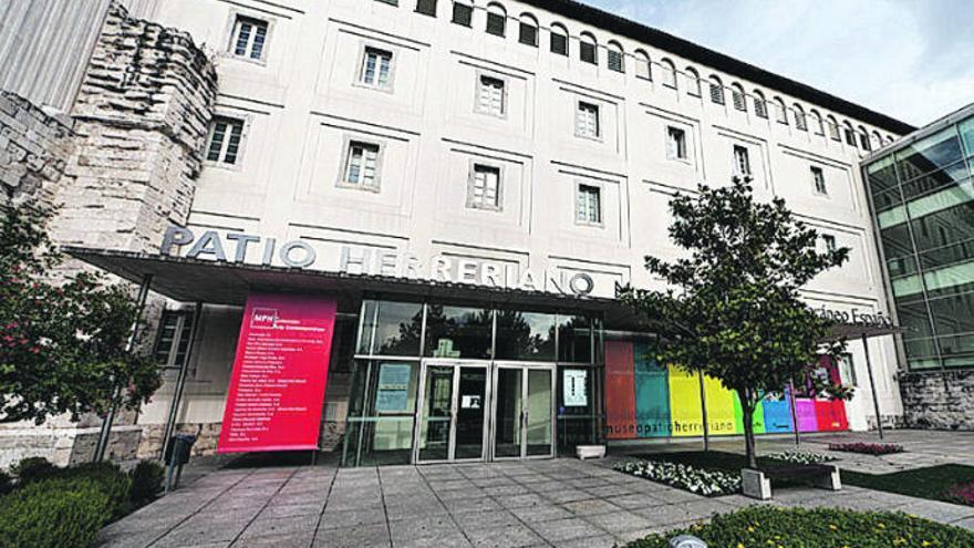 El Patio Herreriano de Valladolid acoge creaciones artísticas de seis canarios
