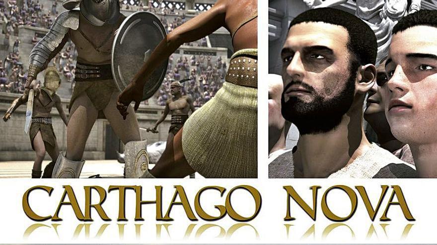 La película de animación 'Carthago Nova' supera ya las 255.000 reproducciones