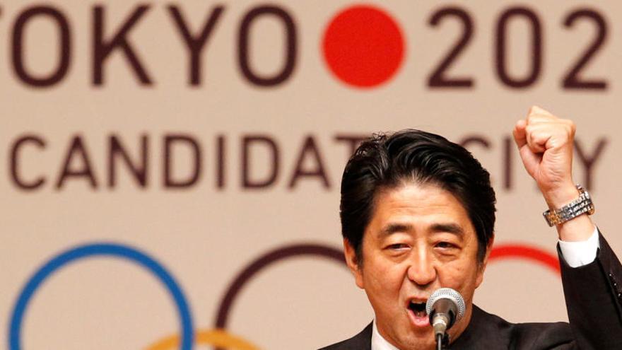 Japón pide aplazar un año los Juegos Olímpicos de Tokio