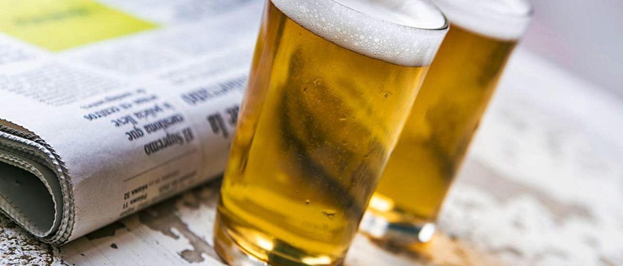 La recaudación por el impuesto de la cerveza, el único que sube