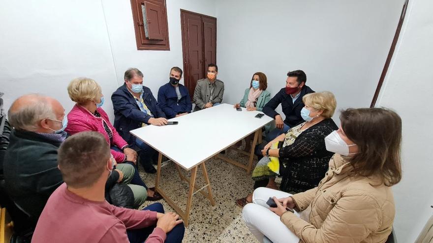 Las obras de transformación del COAM de Teruel en un centro de día saldrán a contratación en 2022