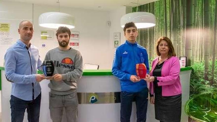 Rudy y Allariz, premiados en enero en el Sala Ourense