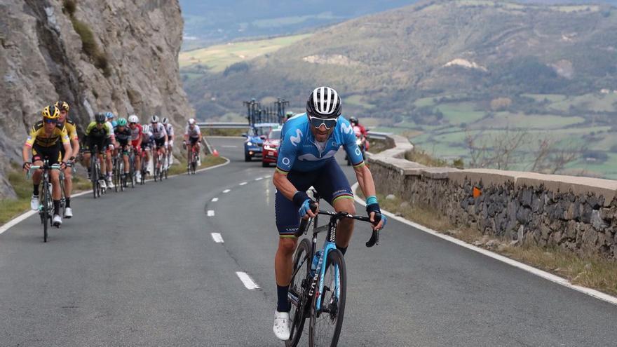 Alejandro Valverde, el mejor español en la clasificación anual de la UCI