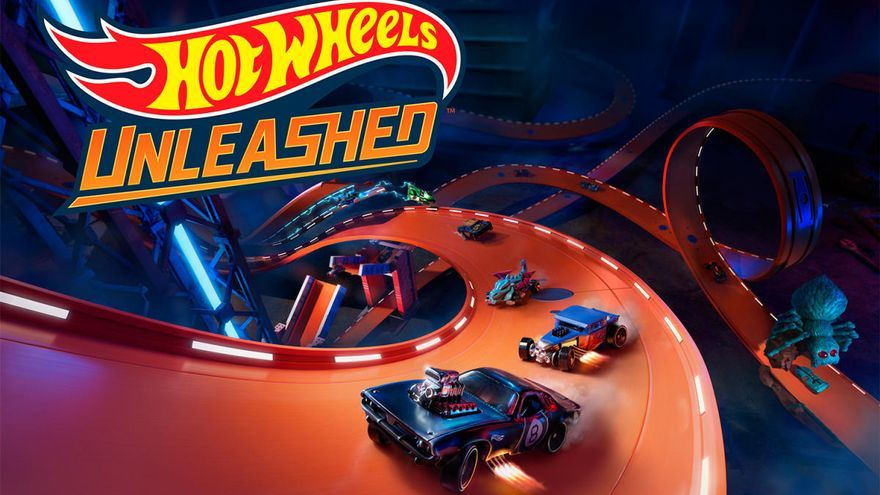 Anunciado Hot Wheels Unleashed, carreras arcade con minivehículos de juguete