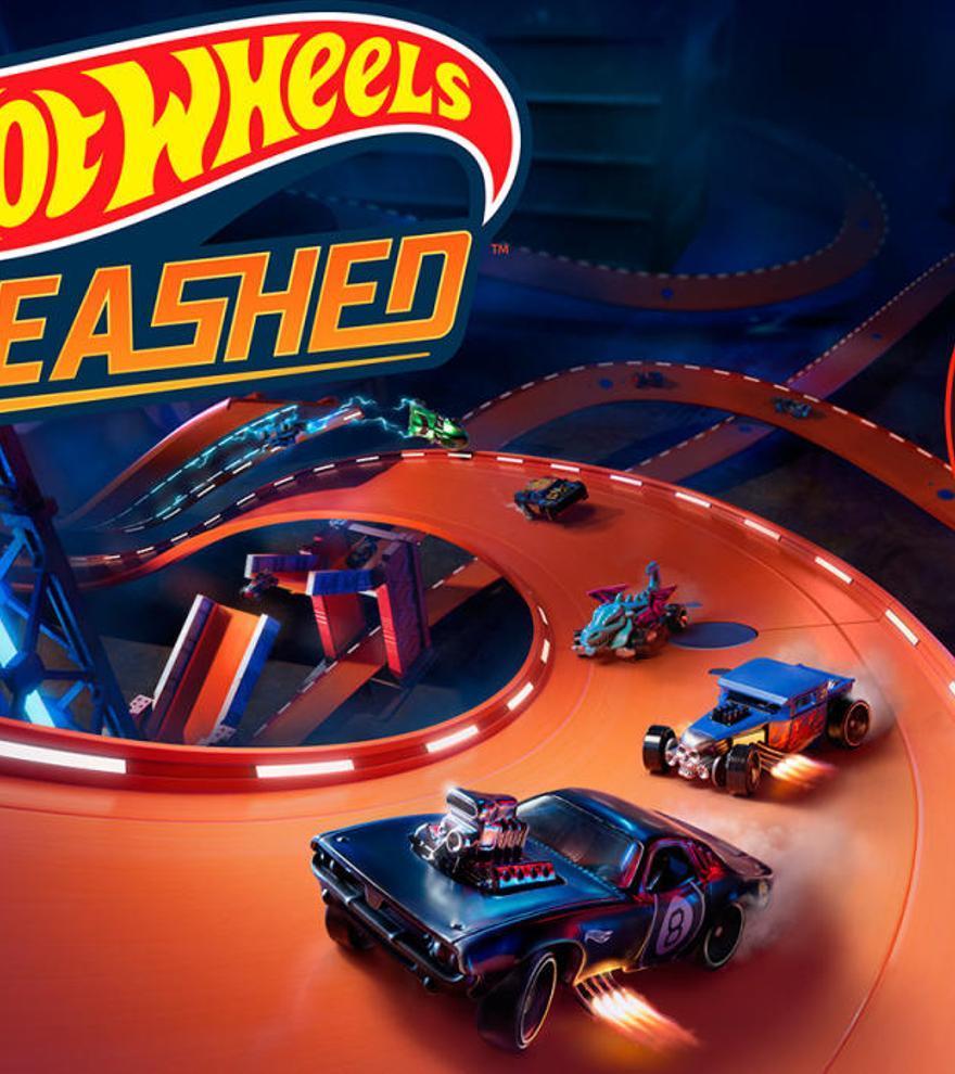 Anunciado Hot Wheels Unleashed, carreras arcade con minivehículos de juguete