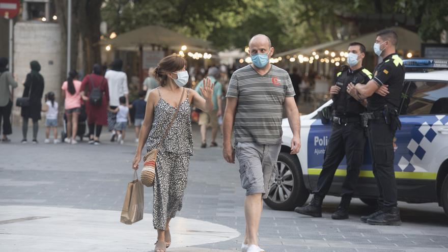 Alerta: no caldrà dur mascareta en públic, però sí tenir-la a mà
