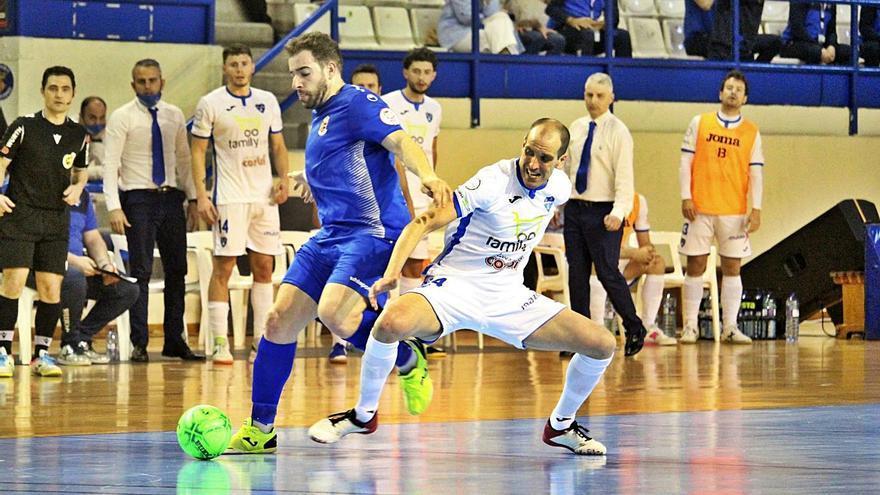 El Alzira FS recibe al Rivas con la necesidad de volver a ganar como anfitrión