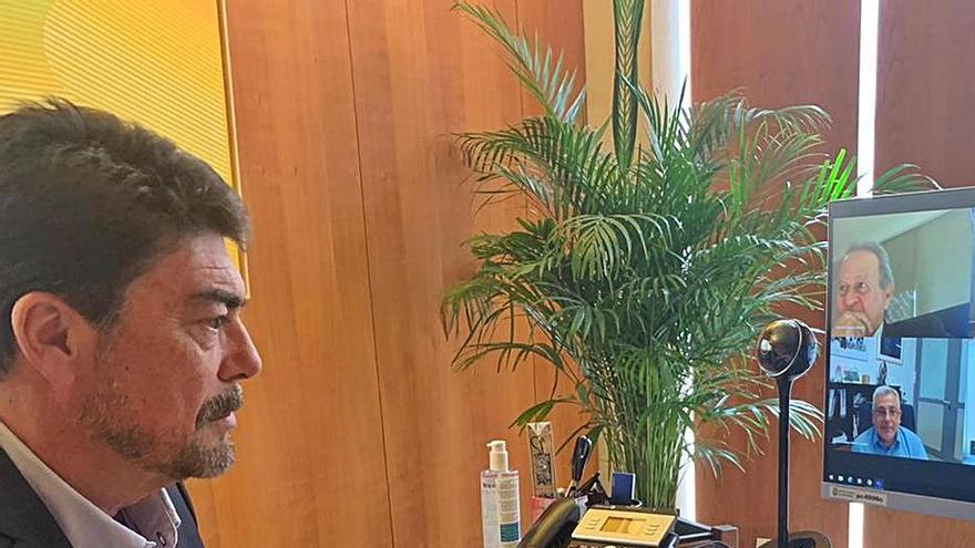 Barcala sigue sin desbloquear el pago de la deuda y la dirección del Principal