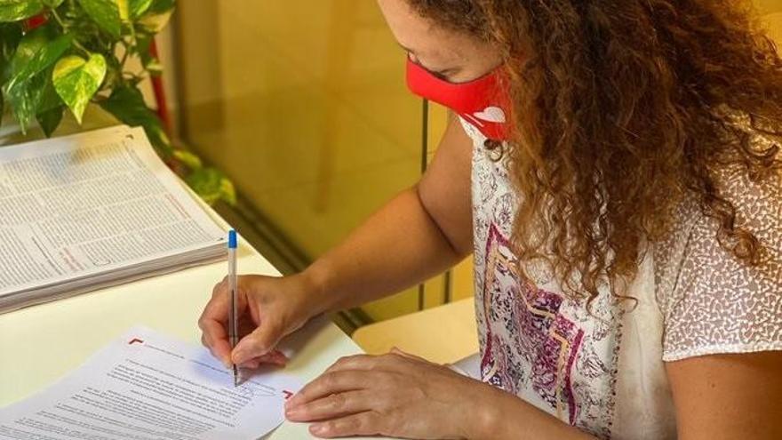 Cladera presenta su candidatura para liderar a los socialistas de Mallorca