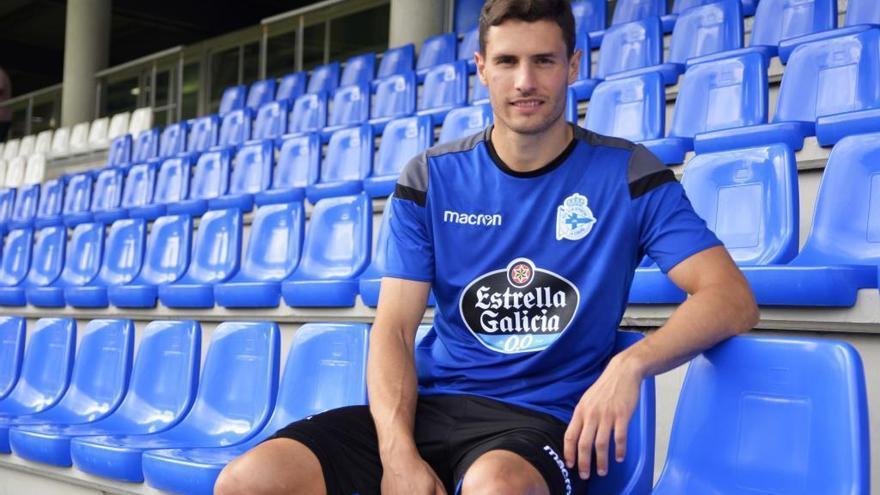 El Dépor confirma la salida de Schär al Newcastle