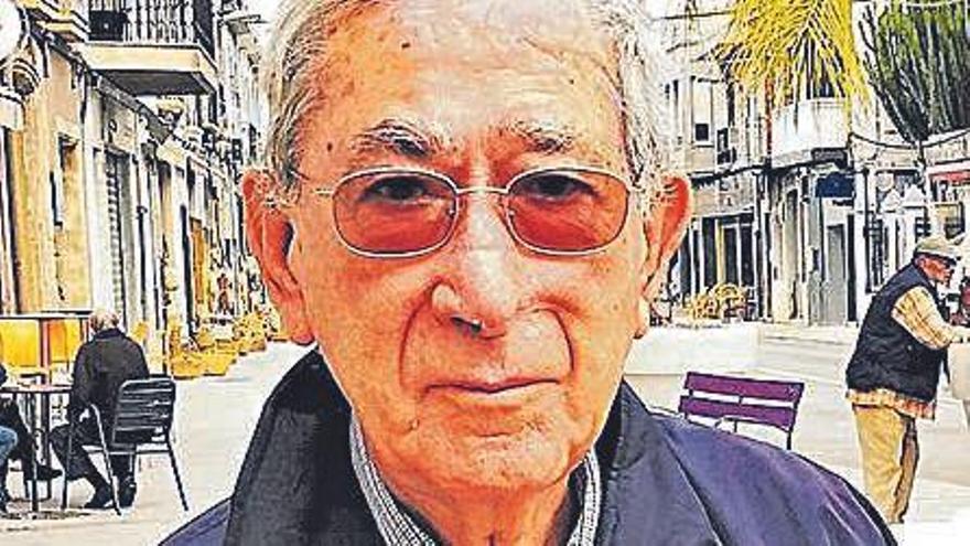Berenguer vive ahora en Gata. | A. P. F.