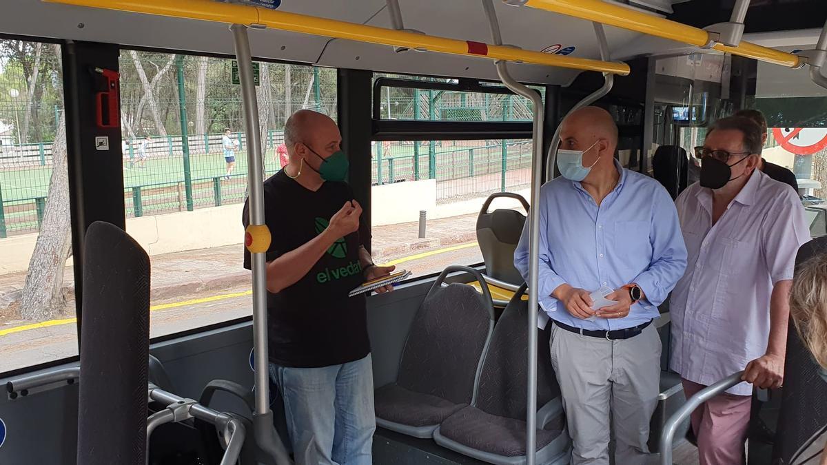 El nuevo autobús híbrido