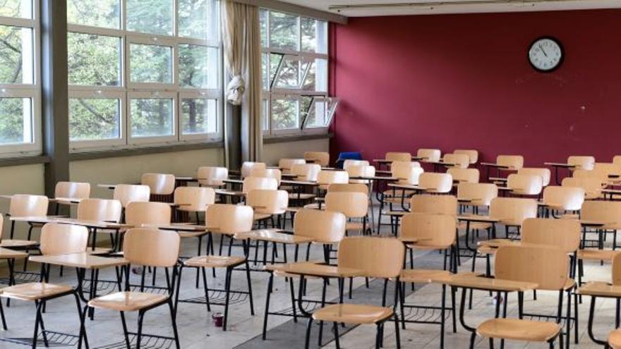 Asturias registra 67 aulas y 1.292 estudiantes confinados en la última semana por la incidencia de la covid en centros educativos