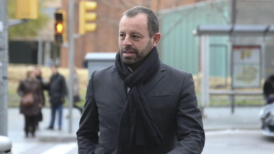 Lamela obre judici oral a Sandro Rosell i li imposa una fiança de 78,6 milions d'euros