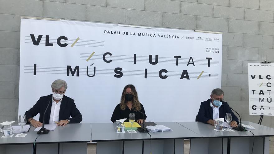 El Palau de la Música abre el periodo para adquirir los nuevos abonos