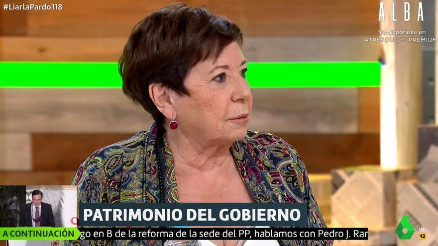 """Celia Villalobos atiza a Vox desde laSexta: """"Me parecen profundamente machistas"""""""