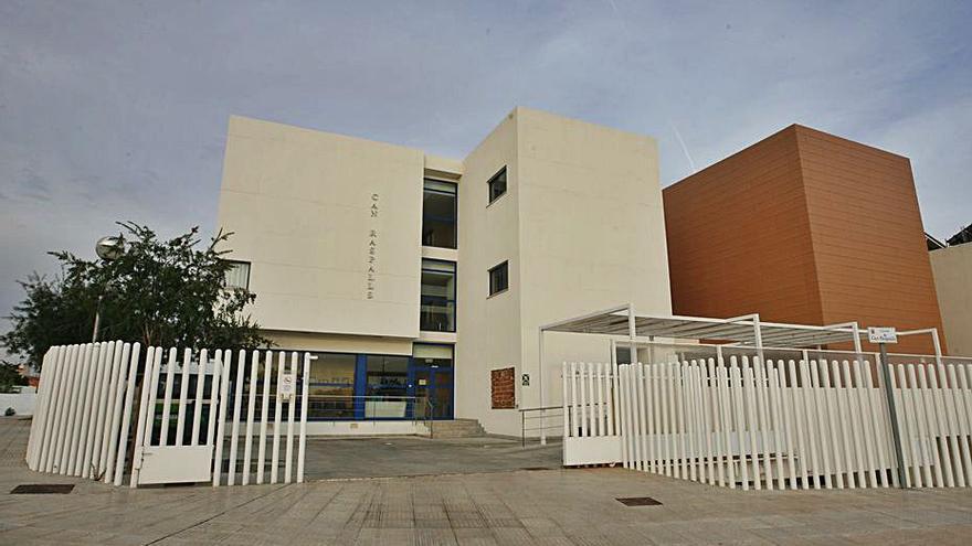 Cierran el centro de día de Can Raspalls de Ibiza tras detectar un positivo entre sus trabajadores
