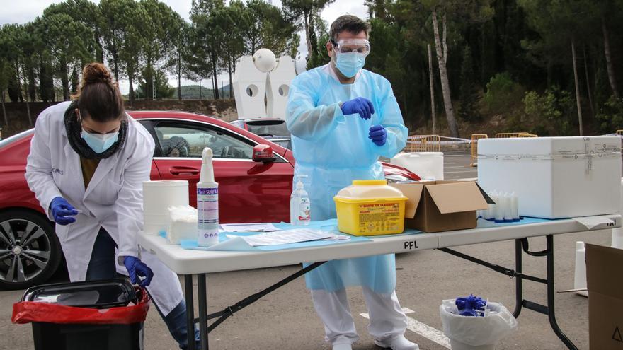 La provincia de Alicante registra siete brotes de coronavirus y cuatro fallecidos en la última jornada